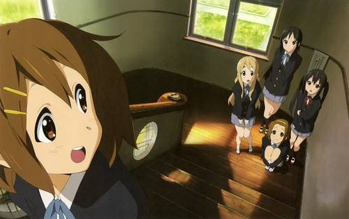 K-on! pics!