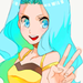Karen Icon - pokemon-elite-four-and-champions icon
