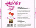 Katy Perry Waking Up In Vegas Cd Single Back
