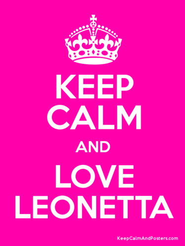 Violetta wallpaper titled Keep Calm
