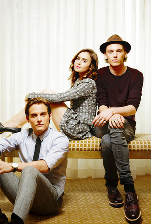 Kevin, Jamie and Lily
