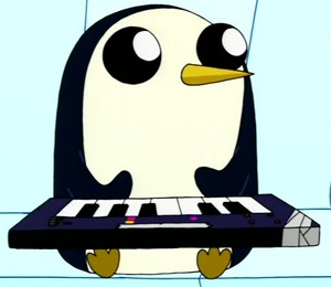 Keyboard Time with Gunter (Origin)