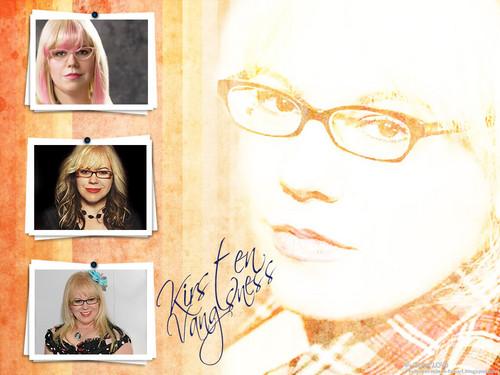 커스틴 뱅스니스 바탕화면 titled Kirsten Vangsness