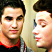 """Klaine """"The First Time"""" - glee-couples icon"""