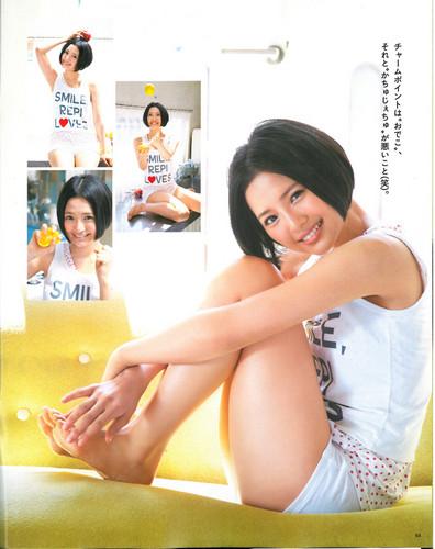 Kodama Haruka @ BOMB! no.9