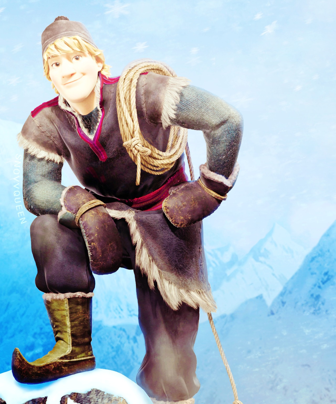 kristoff frozen photo - photo #11