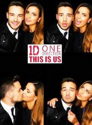 LIAM AND HIS GF IN THIS IS US