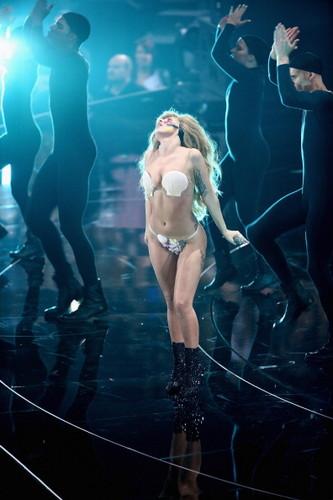 Lady gaga голая фото