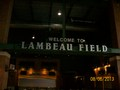 Lambeau - green-bay-packers photo