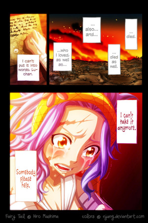 Levy crying T-T
