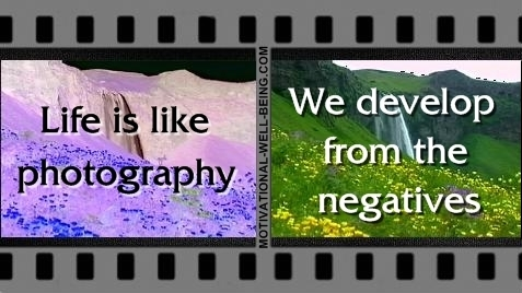 Life is like a foto