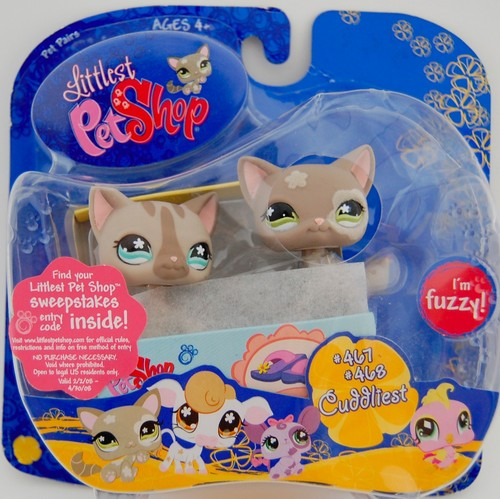 Littlest Pet tindahan Playsets