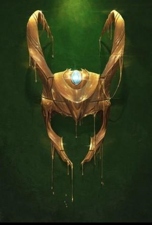 Loki's casque
