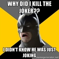 Lol - batman photo
