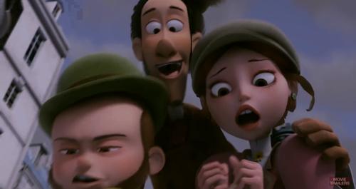 películas animadas fondo de pantalla titled Lucille