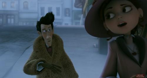 películas animadas fondo de pantalla probably containing a pelaje, piel capa called Lucille