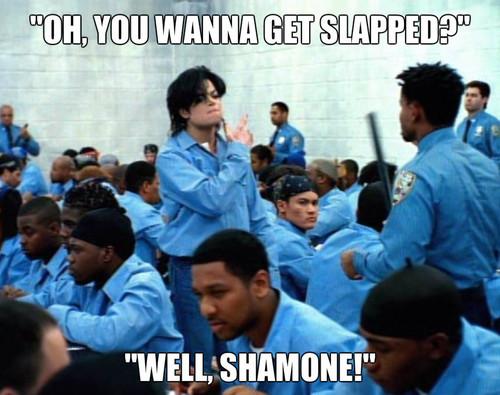 MJ PIMP SLAP