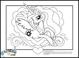 My Little poni, pony - La Magia de la Amistad fondo de pantalla with anime entitled MLP Coloring Pages