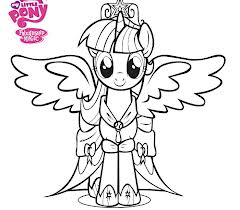 My Little pony - L'amicizia è magica wallpaper probably containing Anime titled MLP Coloring Pages