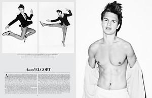Magazine scans: Flaunt (Spring 2013)