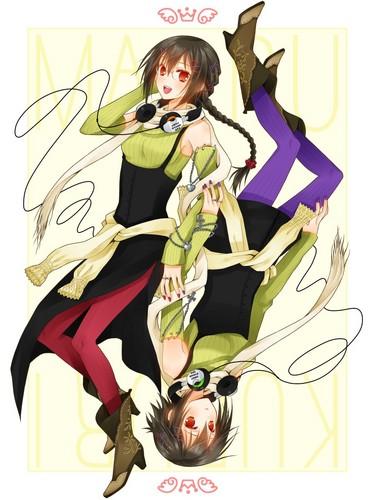 Mairu & Kururi Orihara
