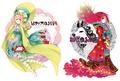 Mami & Kyouko ~ Canderolo & Ophelia