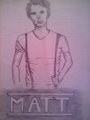 Matt :) - matthew-bellamy fan art