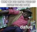 Mean Busdriver - memes photo