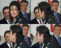 Meeting with Princess Diana - michael-jackson photo