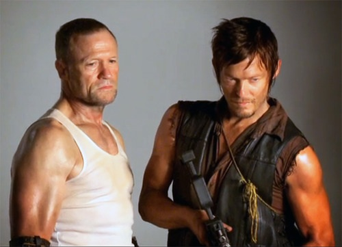 Merle and Daryl (The Walking Dead)