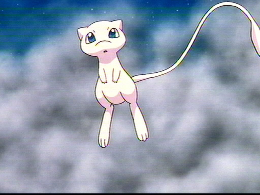 [art] Mew : pokemon