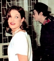 Michael And First Wife, Lisa Marie Presley - michael-jackson photo