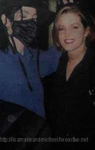 "Michael And Lisa Marie Celebrating Her ""30th"" Birthday Back In 1998"