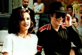 Michael And Lisa Marie - michael-jackson photo
