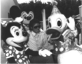 Michael At Disneyland - michael-jackson photo