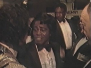 Michael Talking With James Brown