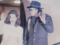 Michael and Lisa Marie In Budapest Back In 1994 - michael-jackson photo