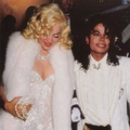 Michael and Madonna - michael-jackson photo