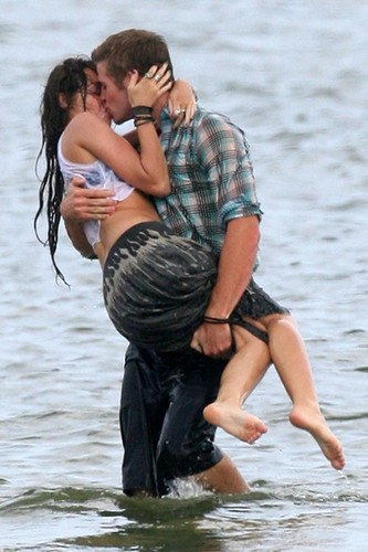 Miley & Liam (older pics)