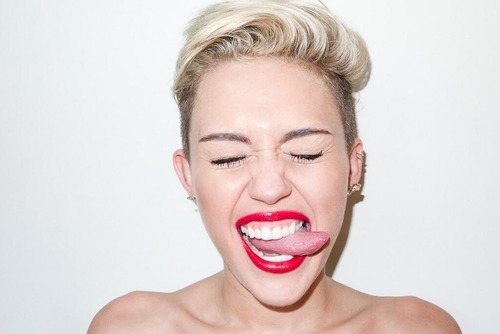 Miley's 2013 New photoshoot 由 Terry Richardson