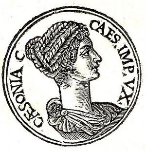 Milonia Caesonia