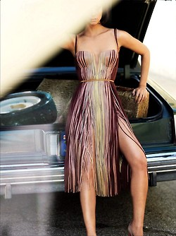 Morena Baccarin// Vanity Fair