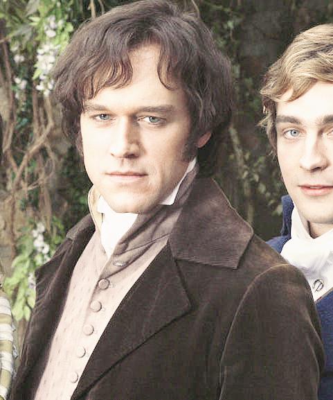 Lost In Austen Darcy