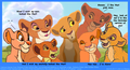 Multi Kiaras - the-lion-king photo