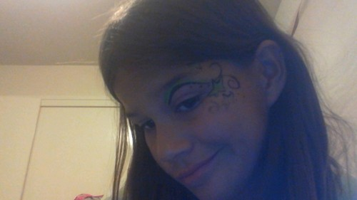 My Kitty, My face Painting