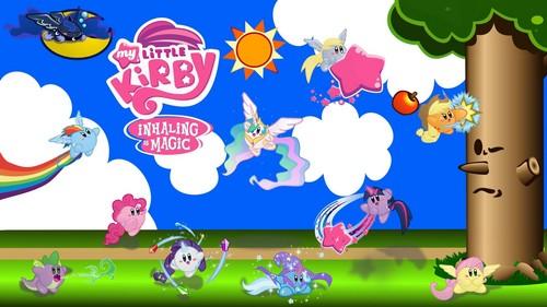 My Little Kirby :)