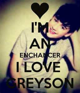 Greyson Chance fond d'écran containing a portrait titled Myzel