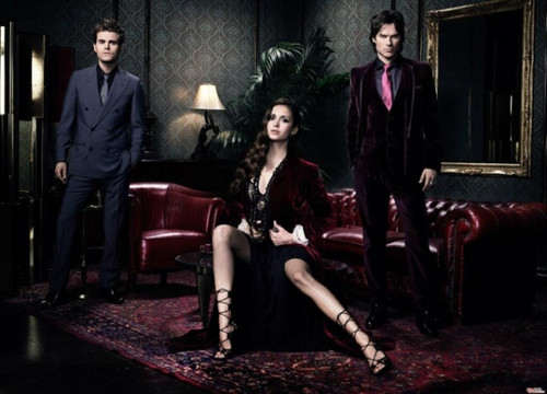 NEW TVD Season 4 Promotional تصویر