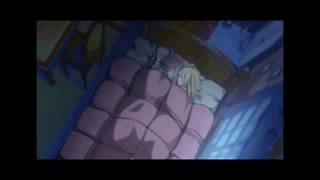 Natsu X Lucy... Sleeping together..