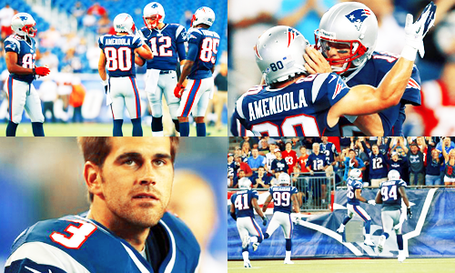 New England Patriots Hintergrund possibly with an american football, a lineman, and a football called New England Patriots
